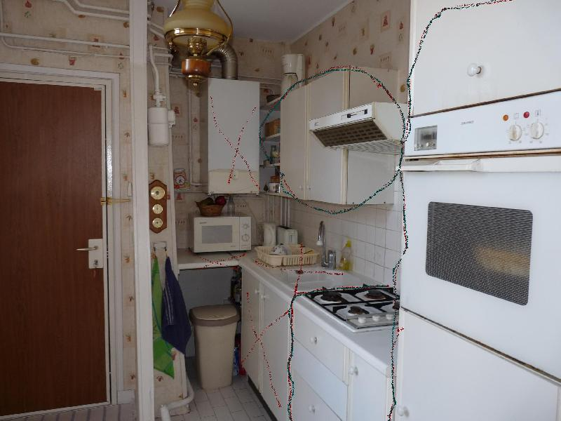 photo cuisine quip e. Black Bedroom Furniture Sets. Home Design Ideas