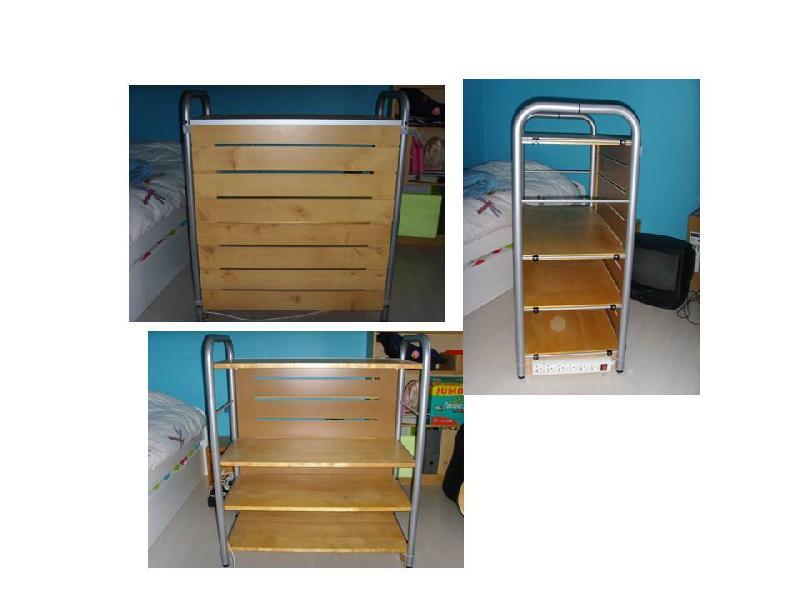photo meuble etagere ikea. Black Bedroom Furniture Sets. Home Design Ideas