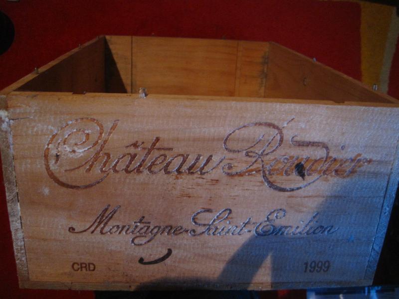 Caisses de vin donner enghien - Caisse de vin vide pas cher ...