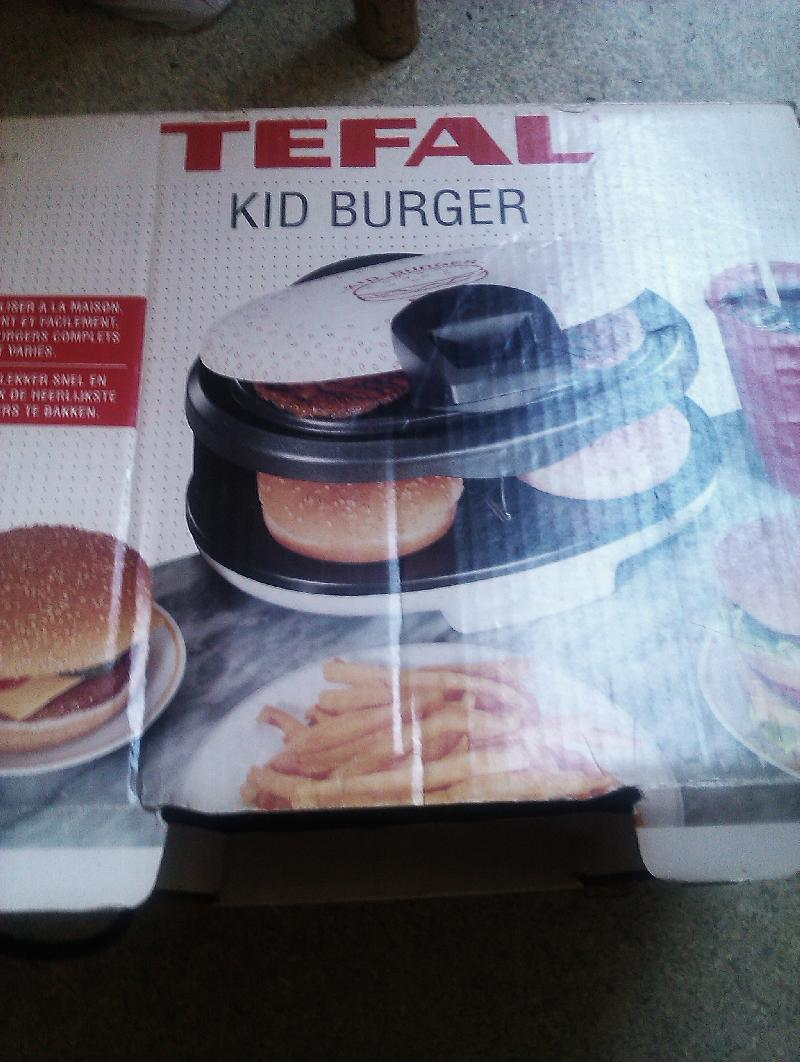 photo donne appareil a hamburger jamais servis retirer. Black Bedroom Furniture Sets. Home Design Ideas
