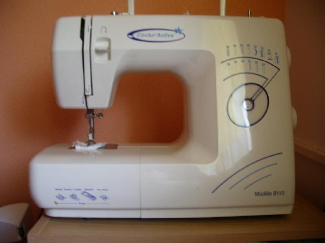 photo donne machine coudre couture active mod le 81