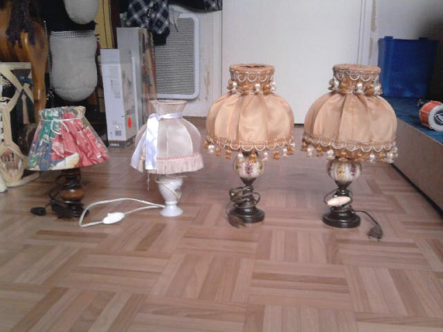 lampes anciennes