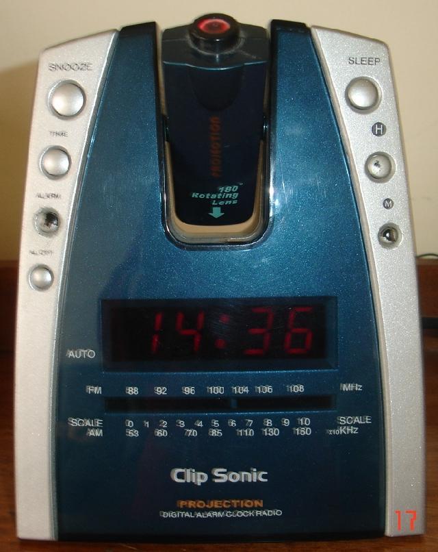 Projection Clocks
