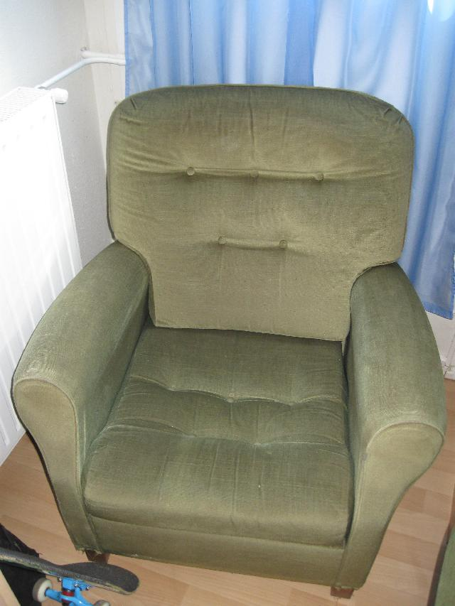 photo fauteuils velours vert. Black Bedroom Furniture Sets. Home Design Ideas