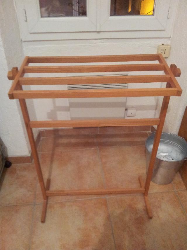photo s che serviette en bois me contacter par texto ou. Black Bedroom Furniture Sets. Home Design Ideas
