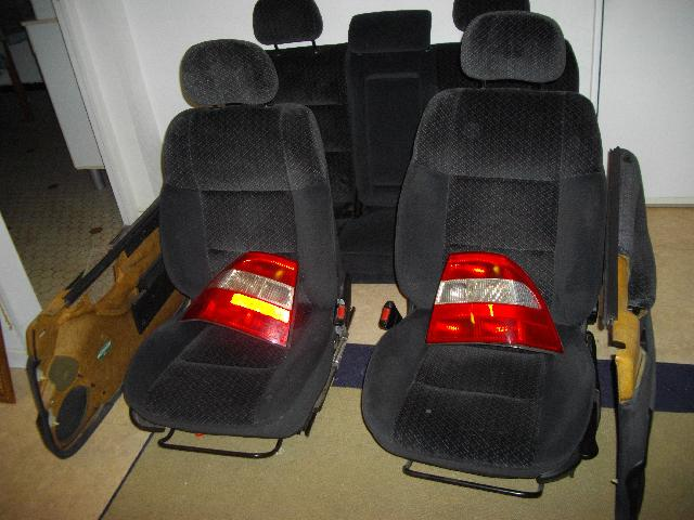 interieur opel vectra