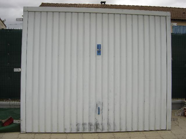 porte de garage basculante