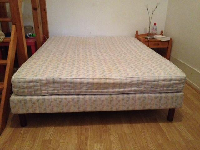 matelas sommier