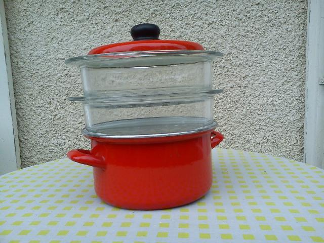 cuiseur vapeur non lectrique les ustensiles de cuisine. Black Bedroom Furniture Sets. Home Design Ideas