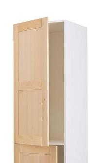 Photo 3 portes de placard cuisine ikea mod le adel boule - Ikea portes de placard ...