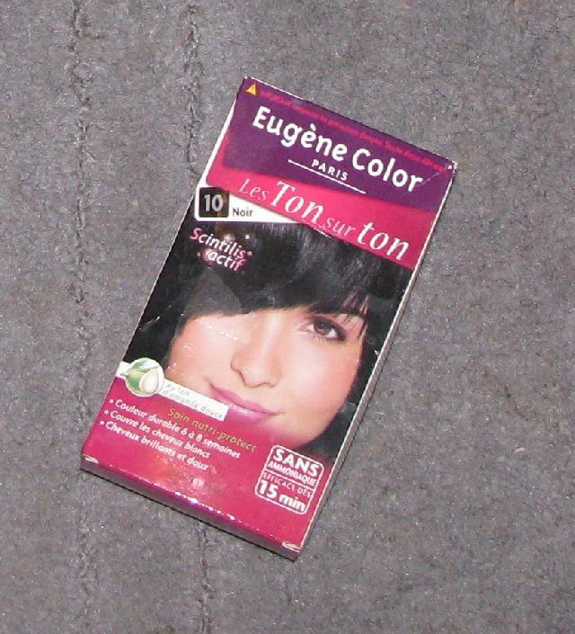 couleur noir n10 eugne color - Couleur Eugene Color