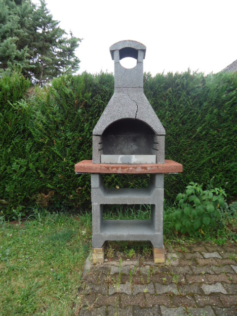 Photo barbecue jardin for Baraque jardin
