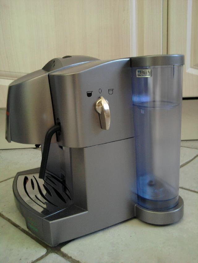 Photo machine caf malongo peu utilis e a r cup rer - Malongo machine a cafe ...