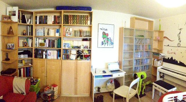 photo biblioth que billy. Black Bedroom Furniture Sets. Home Design Ideas
