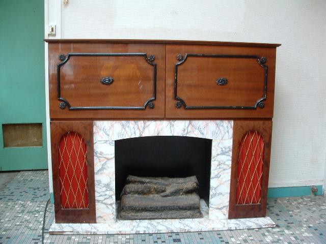Photo meuble bureau - Meuble pour tourne disque ...