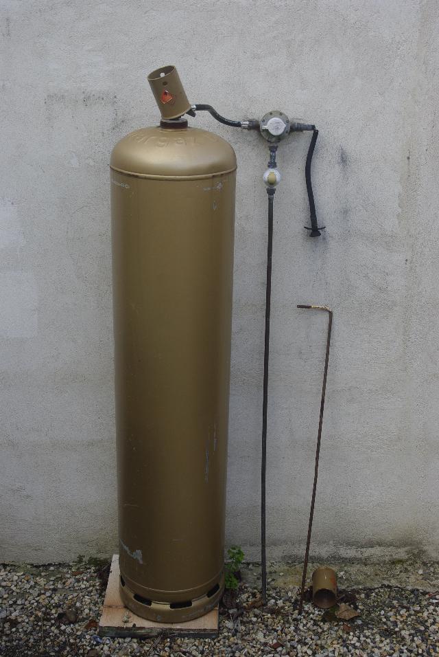 photo bouteille de gaz propane 35kg grand mod le in. Black Bedroom Furniture Sets. Home Design Ideas