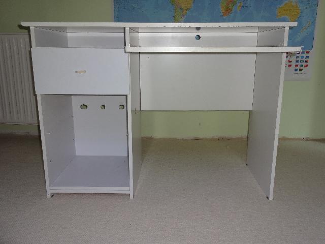 photo bureau informatique blanc. Black Bedroom Furniture Sets. Home Design Ideas