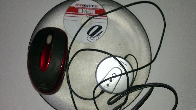 photo souris freenetix sans fil et sans pile avec cd d 39. Black Bedroom Furniture Sets. Home Design Ideas