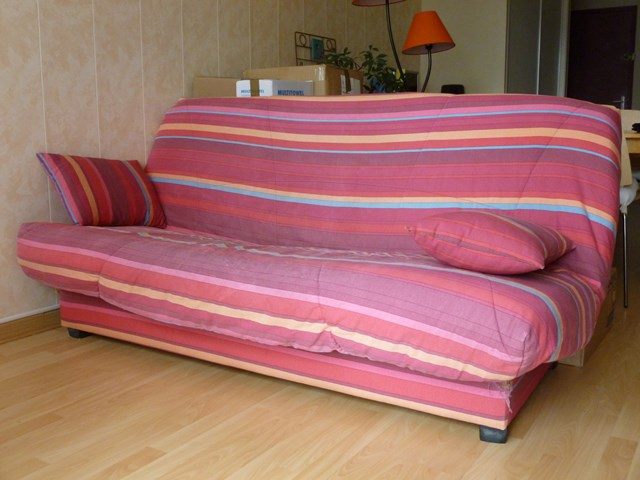 photo canape. Black Bedroom Furniture Sets. Home Design Ideas