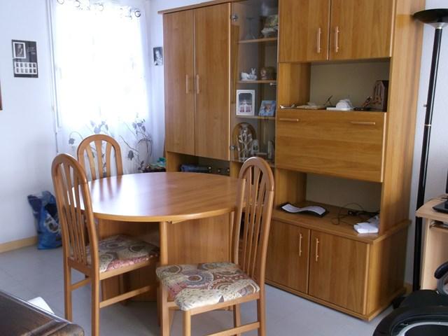 Photo living table for Living salle a manger