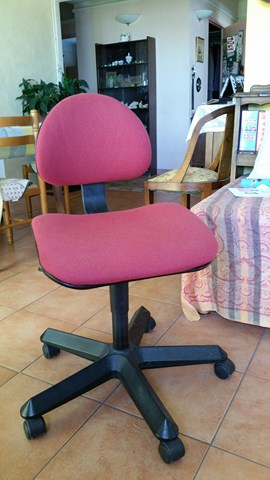 chaise bureau donner marseille. Black Bedroom Furniture Sets. Home Design Ideas
