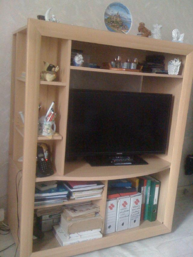 meuble tele donner paris. Black Bedroom Furniture Sets. Home Design Ideas