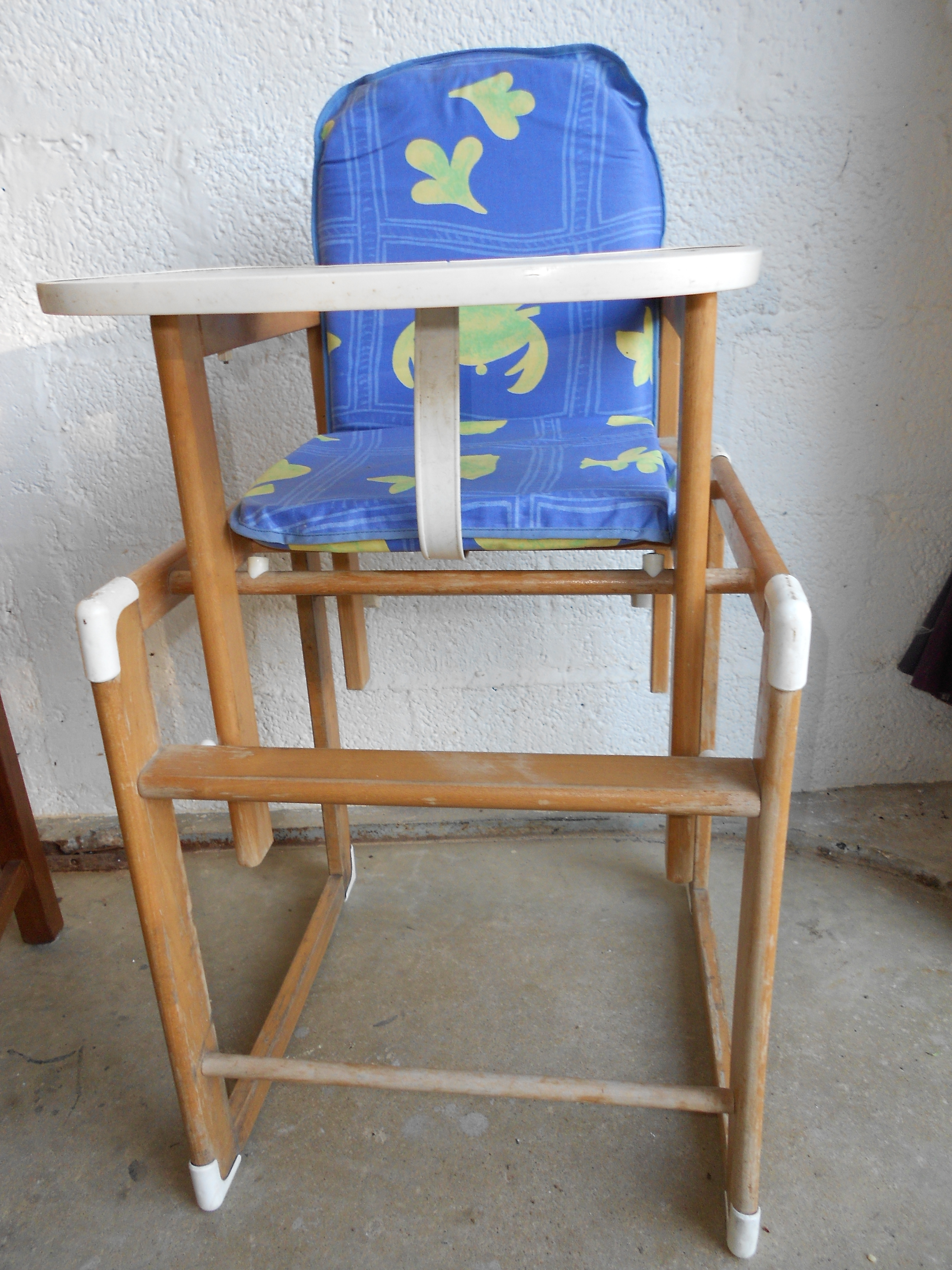 chaise bebe donner mach. Black Bedroom Furniture Sets. Home Design Ideas
