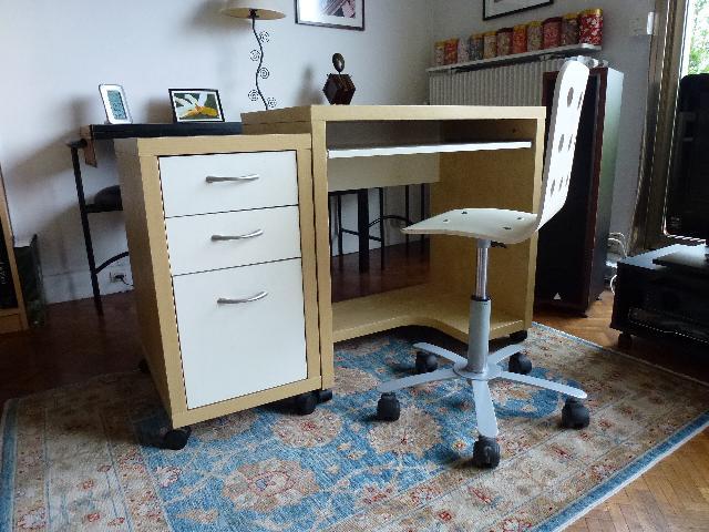 Photo bureau meuble