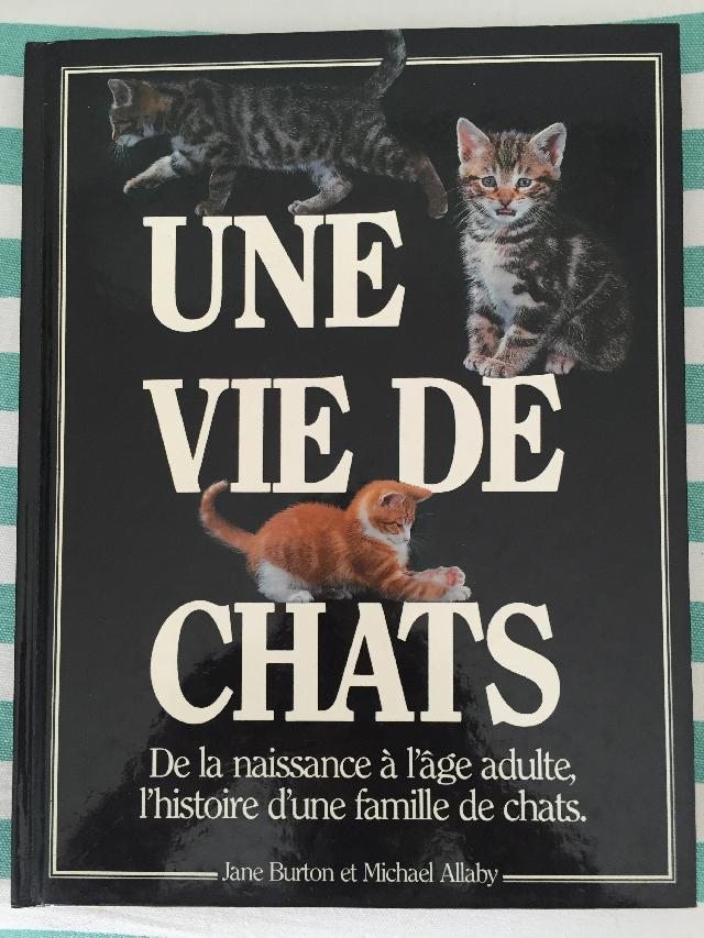 livre sur les chats donner paris. Black Bedroom Furniture Sets. Home Design Ideas