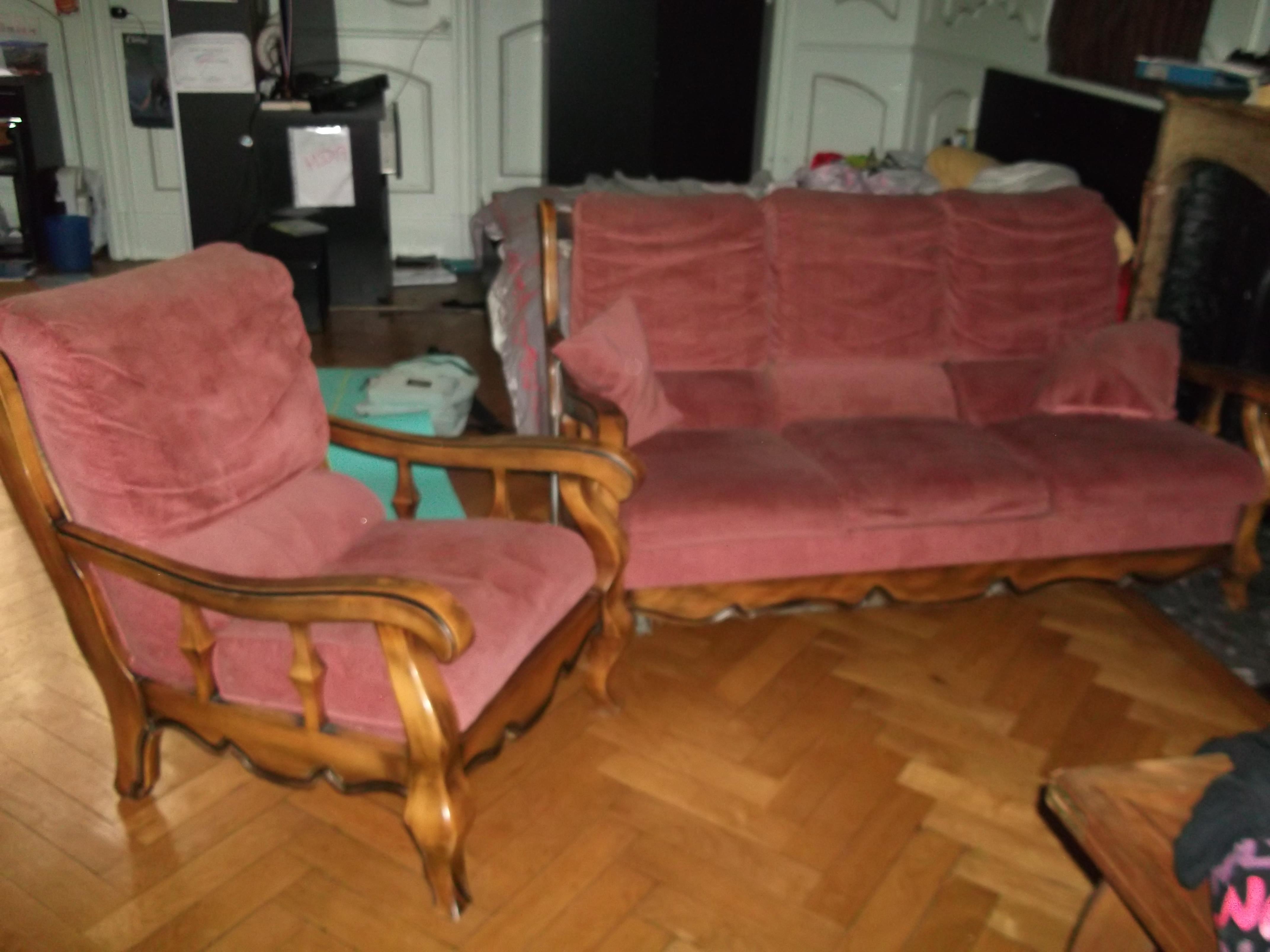 Canape et fauteuils donner chamagnieu - Donner canape ...