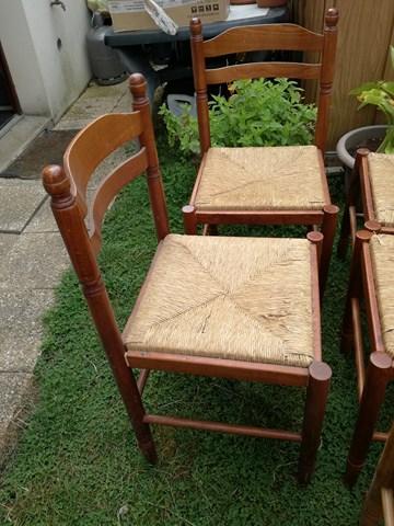 chaises donner questembert. Black Bedroom Furniture Sets. Home Design Ideas