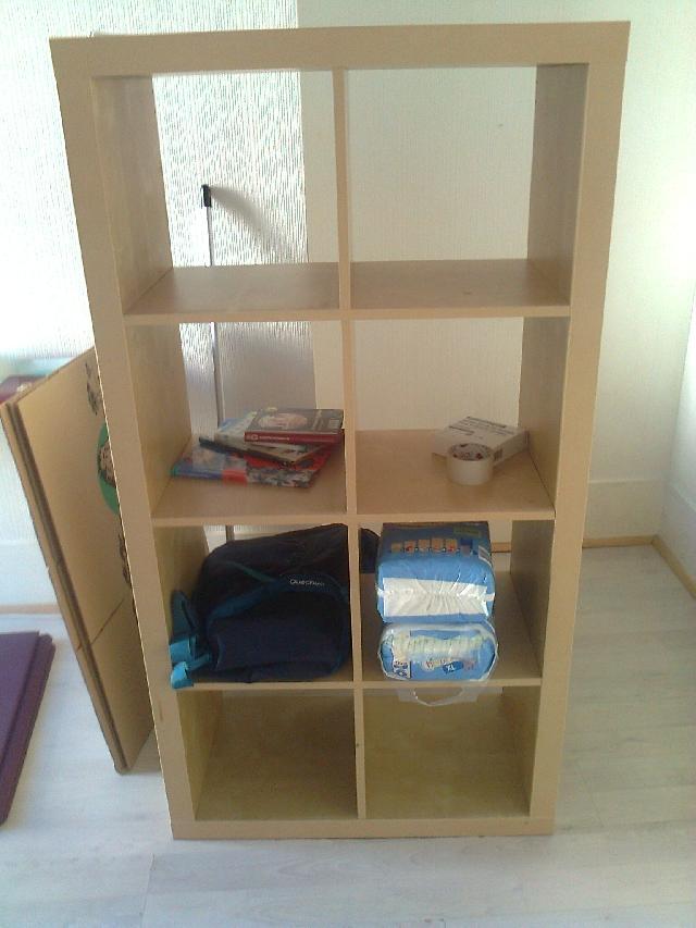 biblioth que expedit donner asnieres sur seine. Black Bedroom Furniture Sets. Home Design Ideas