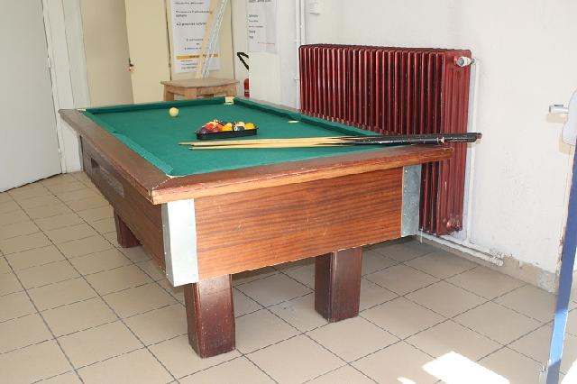 Billard Am Ricain Donner Fontanil Cornillon