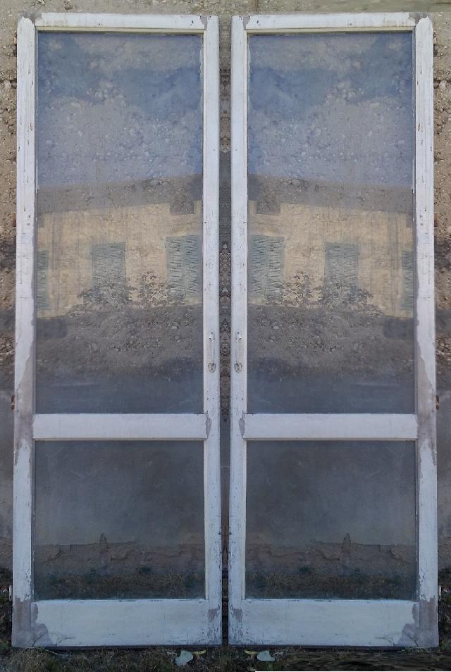 Porte fen tre donner lagnieu - Carreau porte vitree ...