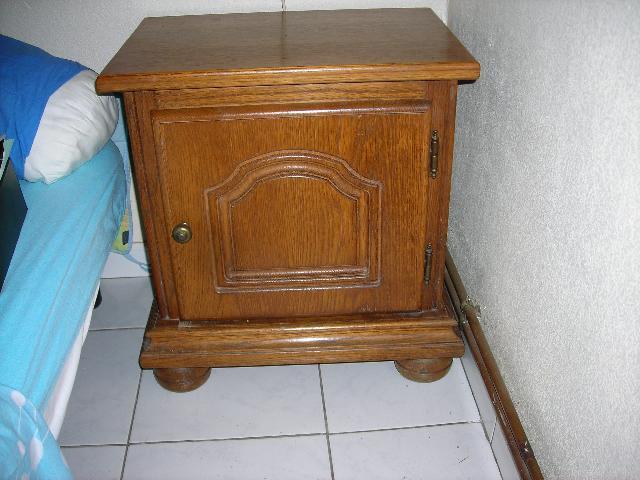 meubles de chevet donner verquin. Black Bedroom Furniture Sets. Home Design Ideas