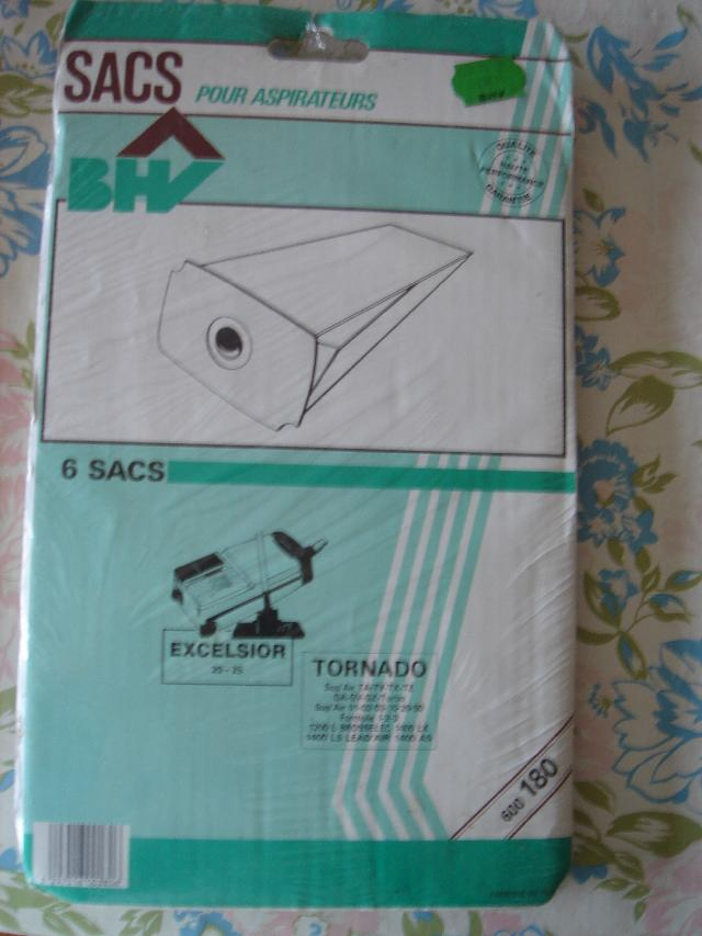 photo sacs pour aspirateur. Black Bedroom Furniture Sets. Home Design Ideas