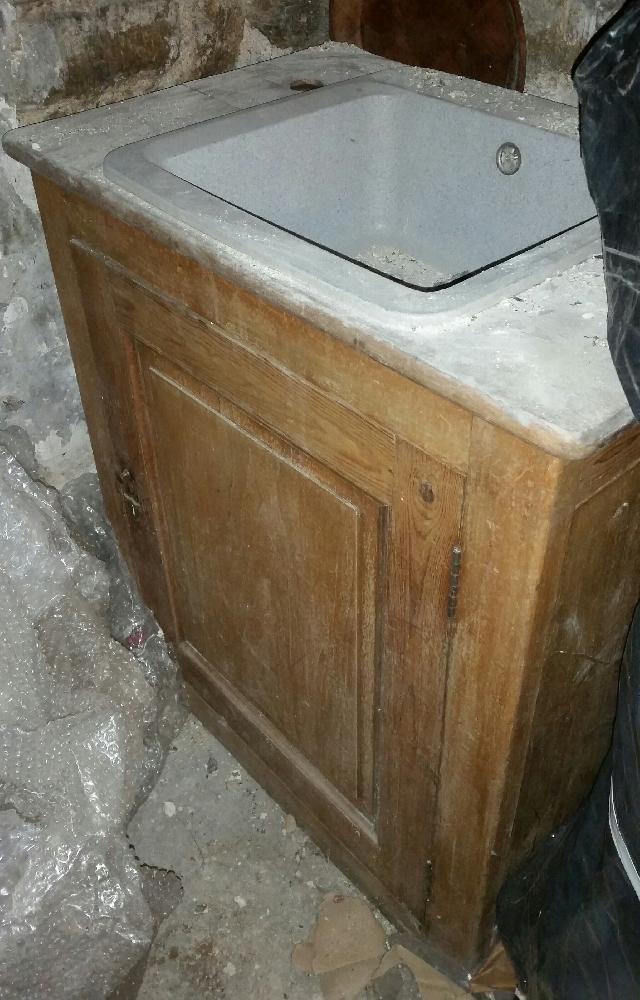 photo meuble de salle de bain. Black Bedroom Furniture Sets. Home Design Ideas