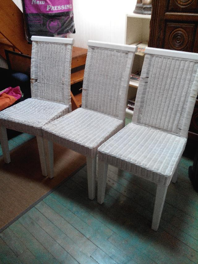 chaises donner m ry sur oise. Black Bedroom Furniture Sets. Home Design Ideas