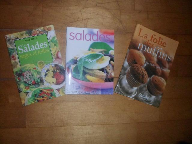 Photo livres de cuisine - Livre de cuisine michalak ...