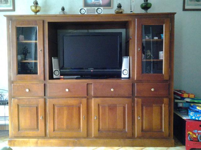 meuble tele donner persan. Black Bedroom Furniture Sets. Home Design Ideas