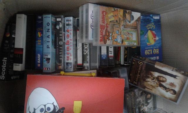 lisse meilleure collection vraiment pas cher Photo Cassettes video