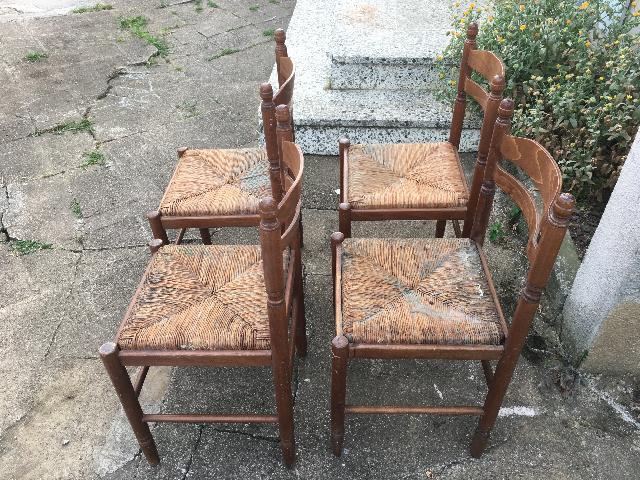 chaises donner vieux charmont. Black Bedroom Furniture Sets. Home Design Ideas