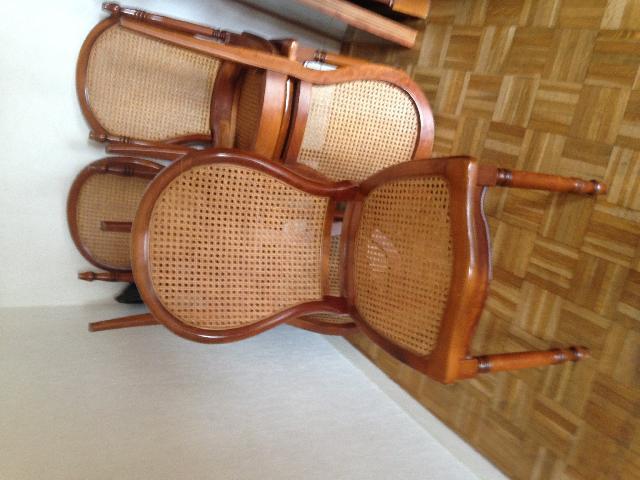 chaises donner paris 18. Black Bedroom Furniture Sets. Home Design Ideas