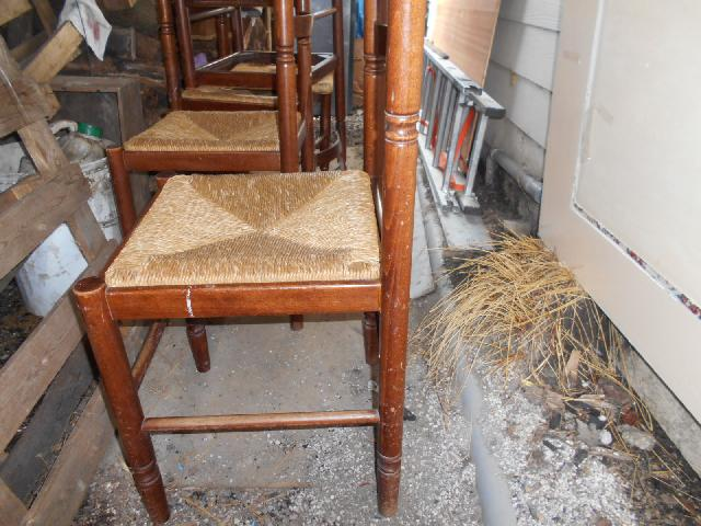 chaises donner verquin. Black Bedroom Furniture Sets. Home Design Ideas