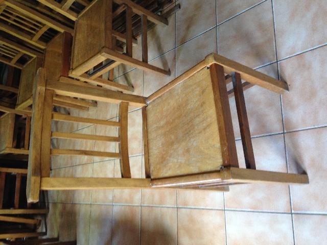 chaises donner versailles. Black Bedroom Furniture Sets. Home Design Ideas