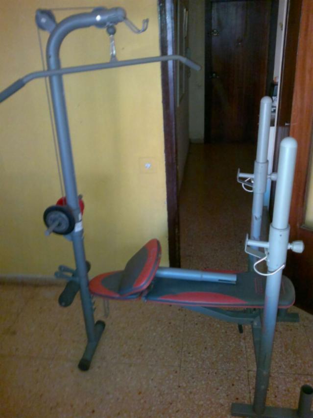 Photo Banc De Musculation