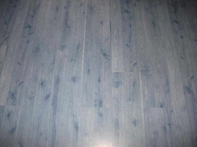 Remarquable Photo parquet flottant bleu environ 10m 2 pour chambre - YS-86